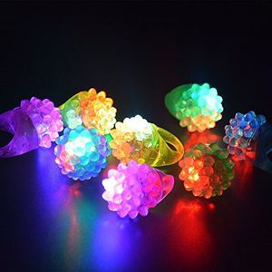 Led Jelly Bumpy Ring 72 pcs for Sale in ROWLAND HGHTS, CA