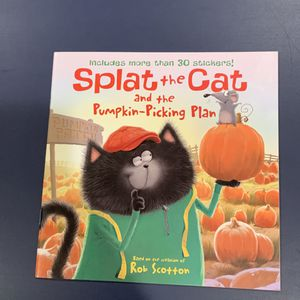 Splat the cat Halloween paperback for Sale in Lakewood, CO