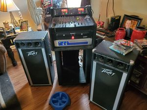 DJ EQUIPMENT for Sale in Middletown, IN