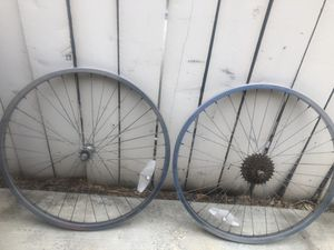 26in Beach Cruiser 6 speed BMX style rims for Sale in Chino Hills, CA
