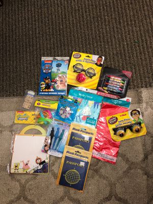 assorted birthday supplies for Sale in Herndon, VA