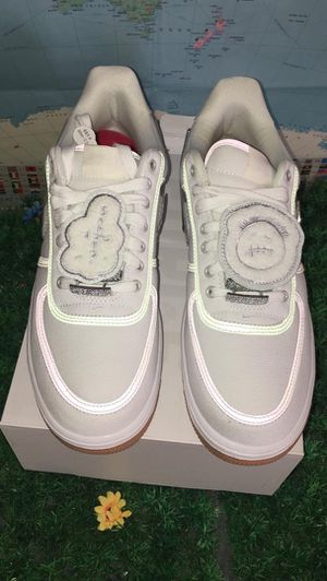 Travis Scott Air Force 1 for Sale in Ridley Park, PA