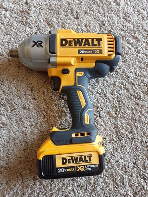 BRAND NEW DEWALT 1/2 no charger for Sale in Stockton, CA