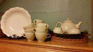 Longaberger Collectors Club Tea Set for Sale in Shelton, CT
