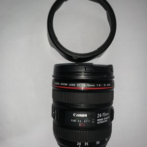 Canon 24-70mm F4 Lens for Sale in Hollywood, FL
