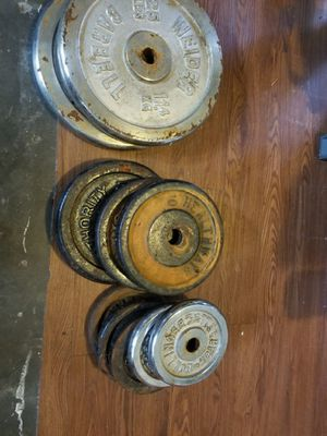 Weights 2-25 4-10 5- 5 for Sale in Tampa, FL