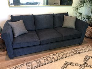 Crate and Barrel couch for Sale in Woodside, CA