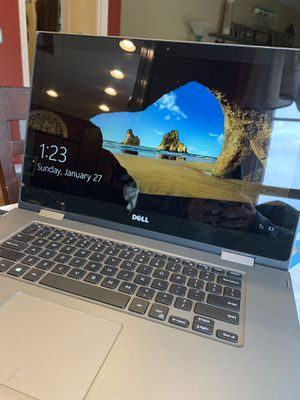 Dell Inspiron 5000 15.6 in. Touch Intel Core i3 2.3Ghz 4GB 1TB 2-in-1 Notebook for Sale in La Plata, MD
