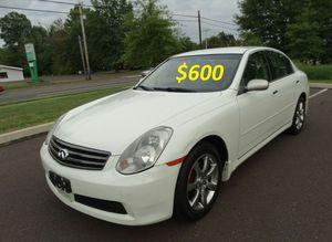 ✅✅✅LikeNew Urgent sale! Super2005 Infiniti G35 AWDWheelss⛔️⛔️⛔️❇️❇️ for Sale in Arlington, VA
