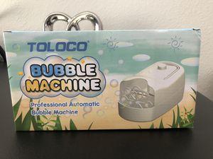 Bubble Machine for Sale in Stockton, CA