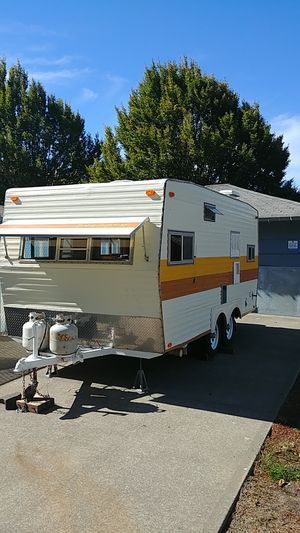 1975 Trapp 18 Travel Trailer RV for Sale in Tacoma, WA
