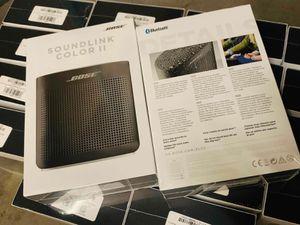 Bose Soundlink Color ii for Sale in Norwalk, CA