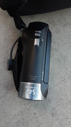 Sony handycam for Sale in Santa Ana, CA