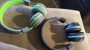 2 bluetooth headphones $40 for Sale in Manassas, VA