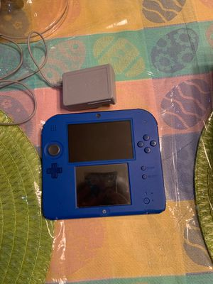 Nintendo 2DS comes with charger and pen for Sale in Centreville, VA