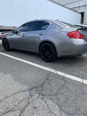 Infinity G37x Sedan Type s Rims for Sale in Andover, MA