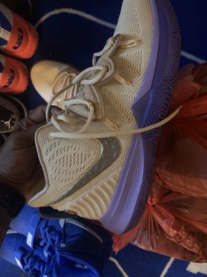 Nike Kyrie 4 and 5 size 12 for Sale in Knightdale, NC