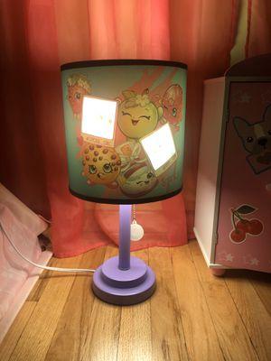 Shopkins lamp for Sale in Dearborn, MI