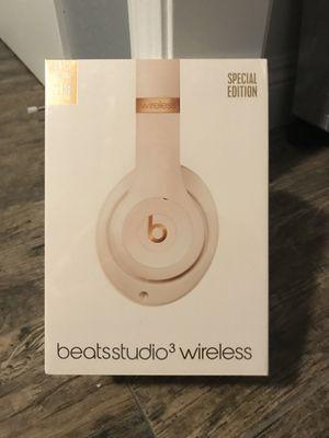 Beats studio3 wireless headphones for Sale in Bakersfield, CA