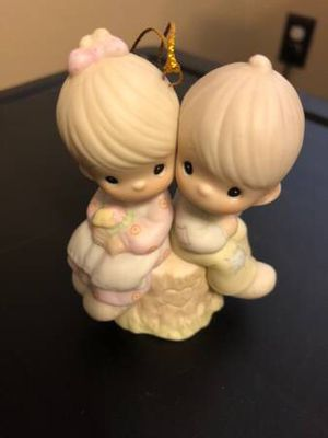Precious Moments :: Love One Another :: Porcelain Figurine for Sale in Fresno, CA