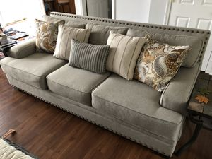 Couch and chair and a half for Sale in Lexington, KY