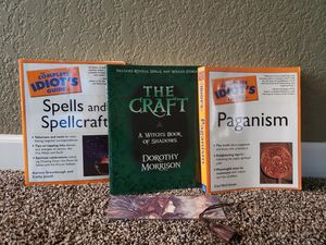 PAGAN BOOKS for Sale in Puyallup, WA