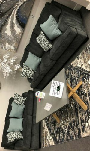 🍾🍾 Best Offer ‼ Charenton Charcoal Living Room Set 97 for Sale in Jessup, MD