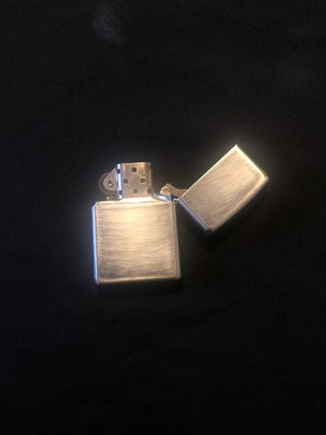 Used zippo lighter for Sale in Los Angeles, CA