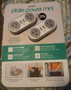Atomi Mini Surge Protector for Sale in Accokeek, MD
