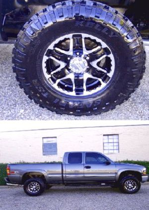 Price$12OO Silverado 2001 for Sale in Gorham, KS