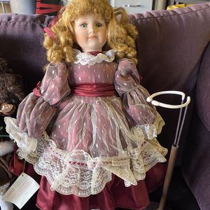 Porcelain Doll Collection for Sale in Manteca, CA