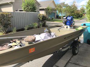 Alumacraft 1546ft MV boat for sale Orlando for Sale in Orlando, FL