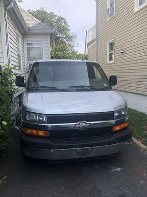 2011 Chevy cargo van passenger van express for Sale in Edison, NJ
