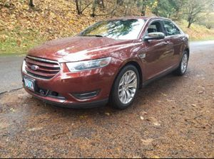 2015 Ford Taurus sedan Limited edition for Sale in Portland, OR