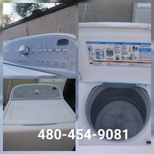 Washer whirlpool cabrio Appliance repair and sells valley wide for Sale in US