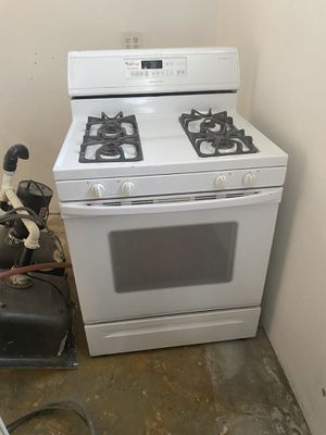Whirlpool Range with Microwave for Sale in Burbank, CA