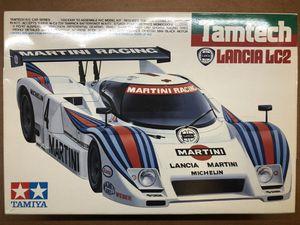 Tamiya Tamtech 1/24 Lancia LC2 for Sale in Chandler, AZ