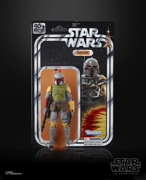 "SDCC COMIC CON HASBRO STAR WARS BLACK SERIES 6"" BOBA FETT for Sale in Huntington Beach, CA"