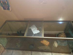 100 gallon fish tank for Sale in Garland, TX