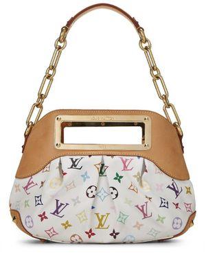 Takashi Murakami x Louis VUITTON White Handbag Monogram Multicolor Judy PM Handbag for Sale in Las Vegas, NV