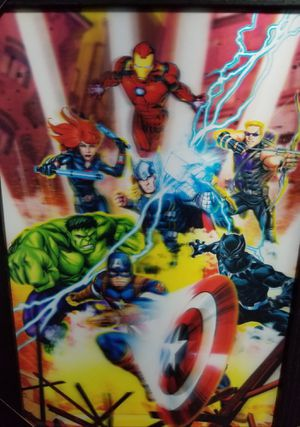Marvel poster for Sale in Paramount, CA