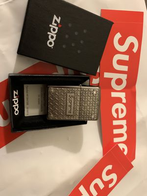 SUPREME ZIPPO for Sale in Bowie, MD