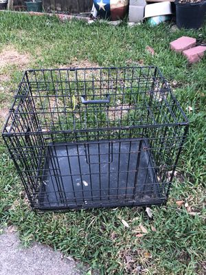 Dog crate for Sale in Jersey Village, TX