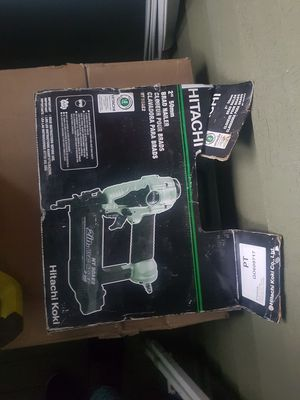 pneumatic nail gun for Sale in Worcester, MA