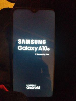 Samsung Galaxy A10e for Sale in San Antonio, TX