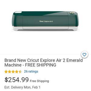 Cricut Maker Explore Air2 for Sale in Portland, OR