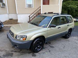 2003 Subaru Forester for Sale in Meriden, CT
