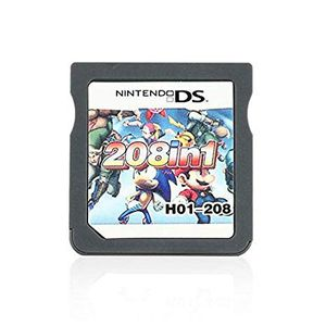 208 in 1 Nintendo DS reproduction cartridge for DS Lite/DSi/original DS for Sale in Tustin, CA