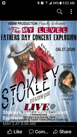 """STOKLEY """"MY LEVEL TOUR """" for Sale in St. Louis, MO"""