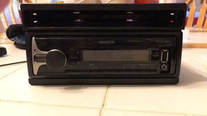 Kenwood car stereo for Sale in Aurora, IL